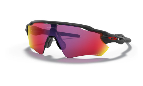 Oakley - Radar Ev Path - Matte Black  Matte Black  Clear-Black Photochromic Iridi Prizm Road