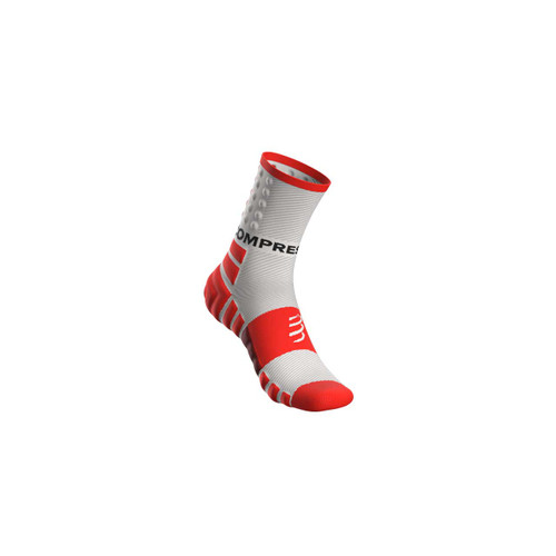 Compressport - Shock Absorb Unisex Socks 2021 - White