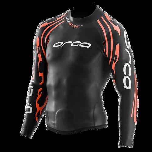 Orca - RS1 Men's Openwater  Wetsuit Top - Ex-Rental 1 Hire