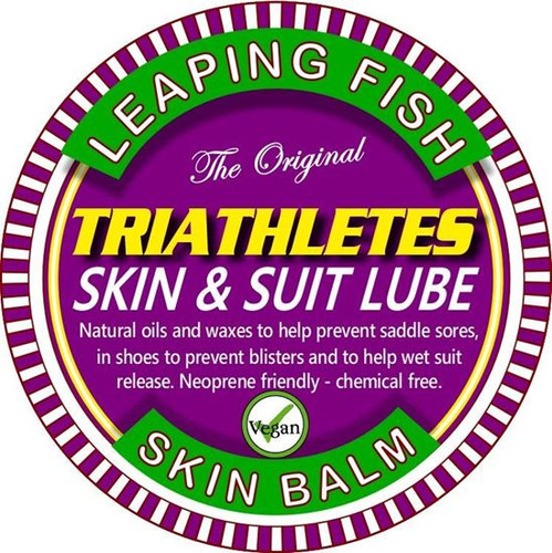 Leaping Fish  - Triathletes Skin and Suit 60ml / 60g Tin