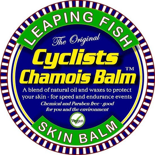 Leaping Fish  - Cyclists Chamois Balm 60ml / 60g Tin