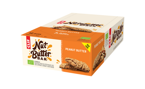 Clif - Nut Butter Filled Bars (NBF) - (12 x 50g Bar)