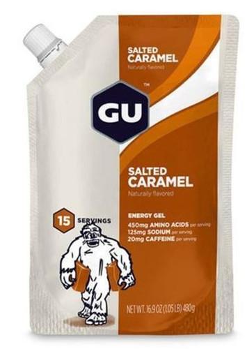 GU - Gels - 1 x 15 serve mega pack