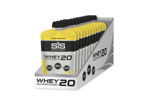 SIS - Whey20 Gels - (12 x 110g gels)