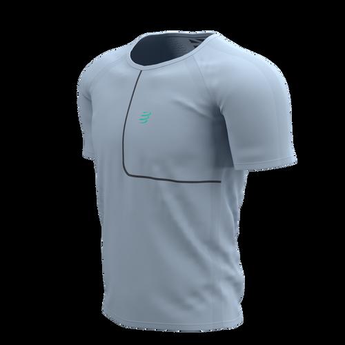 Compressport - Training Tshirt Short Sleeve - Born To SwimBikeRun 2021 - Men's