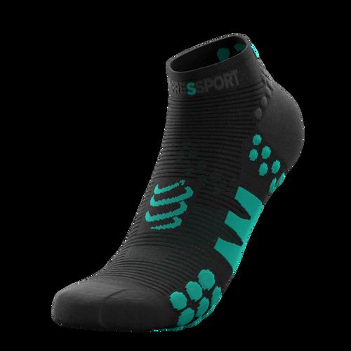Compressport - Pro Racing Socks v3.0 Run Low - Black Edition 2021 - Unisex