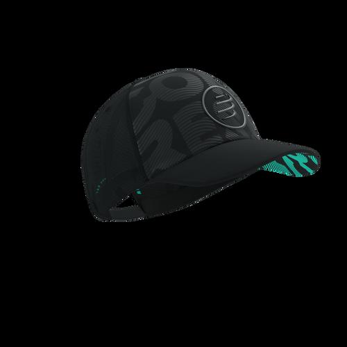 Compressport - Trucker Cap - Black Edition 2021