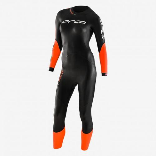 Orca - Openwater Smart Wetsuit - Women's - Black - 2021