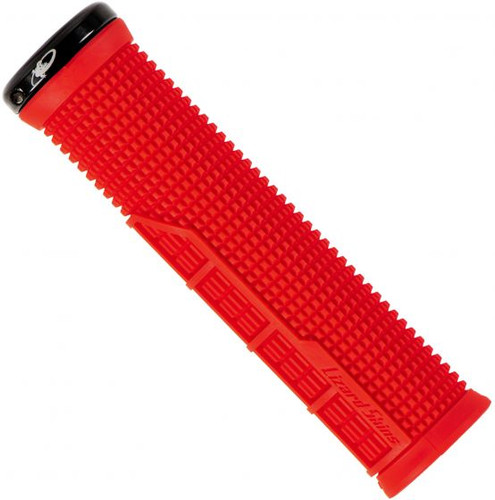 Lizard Skins - Single-Sided Lock-On Machine - Candy Red