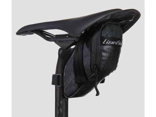 Lizard Skins - Cache Saddle Bag - Jet Black