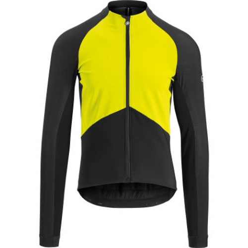 Assos - Mille GT Spring Fall Jacket - Men's - Fluo Yellow - 2021