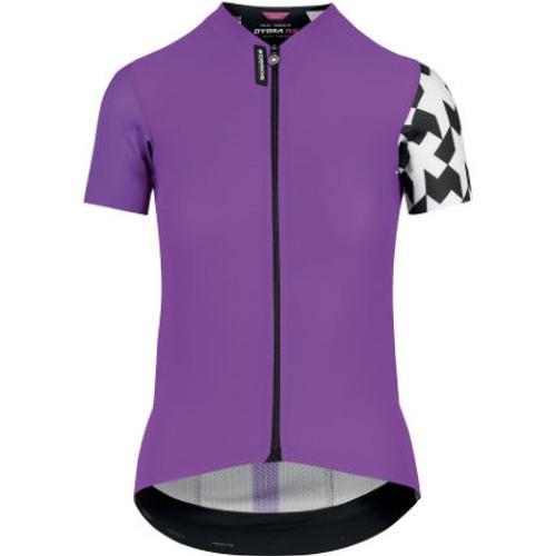 Assos - Dyora Rs Aero Short Sleeve Jersey - Women's - Venus Violet - 2021