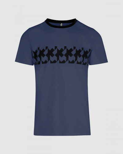 Assos - Signature Summer T-Shirt Rs Griffe - Men's - Yubi Blue - 2021