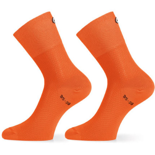 Assos - Assosoires GT Socks - Unisex - Lolly Red - 2021