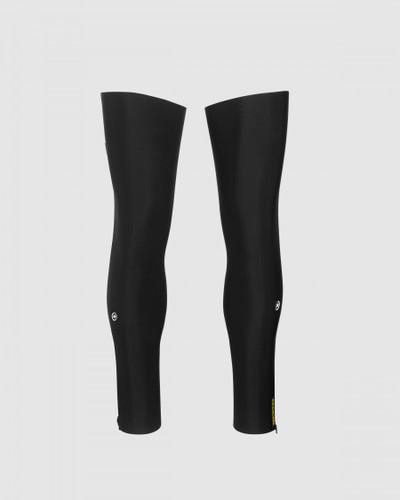 Assos - Assosoires Spring Fall Rs Leg Warmers - Unisex - Black Series - 2021