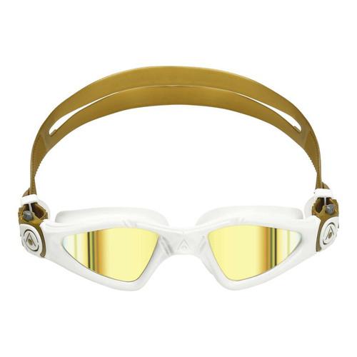 Aquasphere - Kayenne White Gold Lenses Mirror Gold