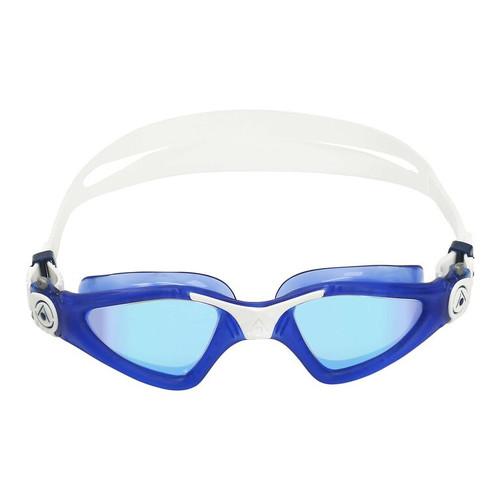 Aquasphere - Kayenne Dark Blue White Lens Mirror Blue