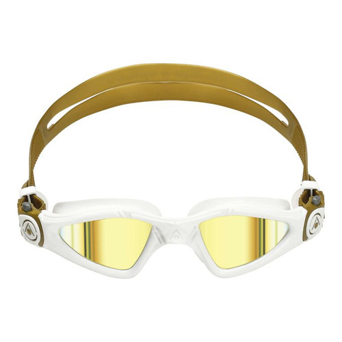Aquasphere - Kayenne Small White Gold Lenses Mirror Gold