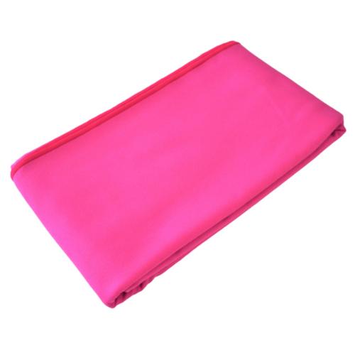 Swim Secure - Large Microfribe Towel - Pink