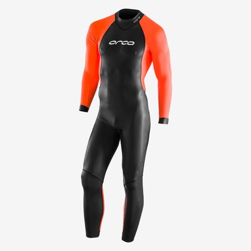 Orca - Men's Core Hi-Vis Openwater Wetsuit - 2021 - Ex-Rental 1 Hire