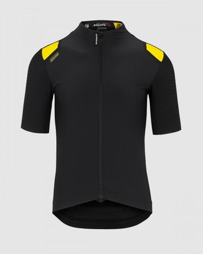 Assos - EQUIPE RS Spring Fall Jersey Targa - Men's - Black - 2021