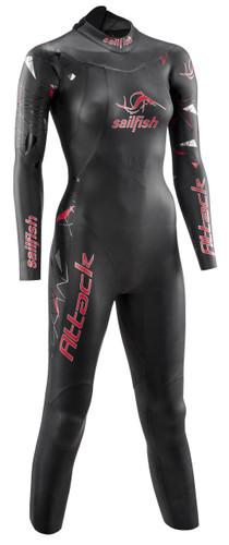 Sailfish - Attack Women's Wetsuit - Ex-Rental CAT 1