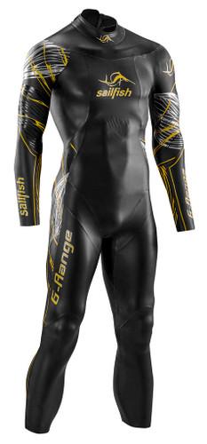 Sailfish - Men's G-Range 7 Wetsuit - Ex-Rental CAT 1