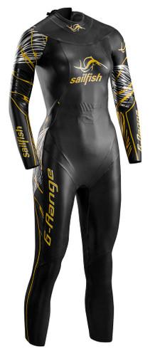Sailfish - Women's G-Range 7 Wetsuit - Ex-Rental CAT 1