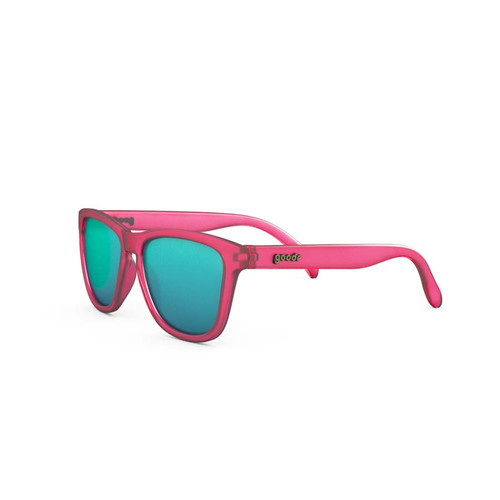 The Ogs - The Originals - Flamingos On a Booze Cruise - Pink with Blue Lens