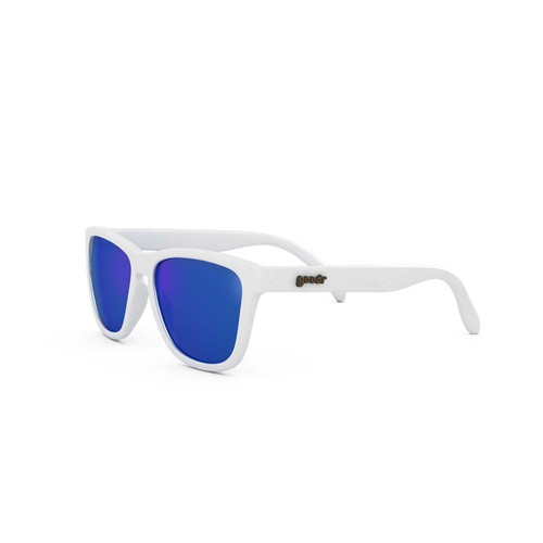 The Ogs - The Originals - Iced by Yetis - White with Blue Lens