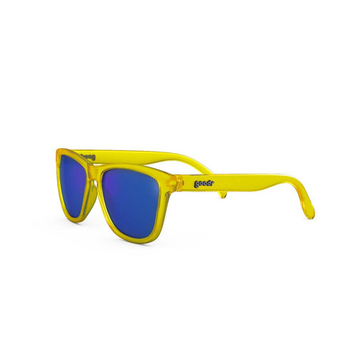 The Ogs - The Originals - Swedish Meatball Hangover - Yellow with Blue Lens