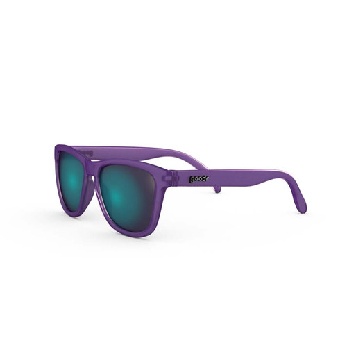 The Ogs - Reginald The Unicorn's Unicolors - Gardening with a Kraken - Purple with Purple/Teal Lens
