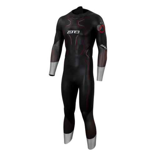 Zone3 - 2021 - Aspire Wetsuit - Men's - Silver Edition - Ex-Rental CAT 1