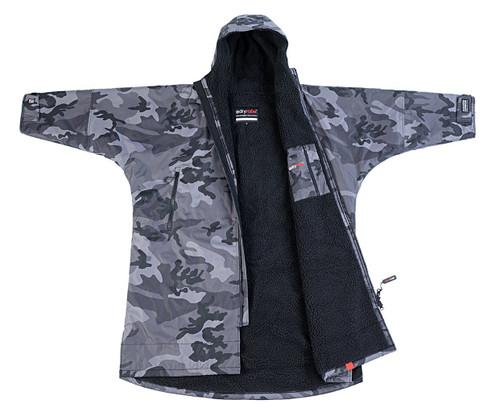 Dryrobe - Advance Long Sleeve - Camo Black
