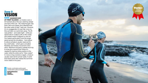 Zone3 - 2020 - Vision Wetsuit - Women's