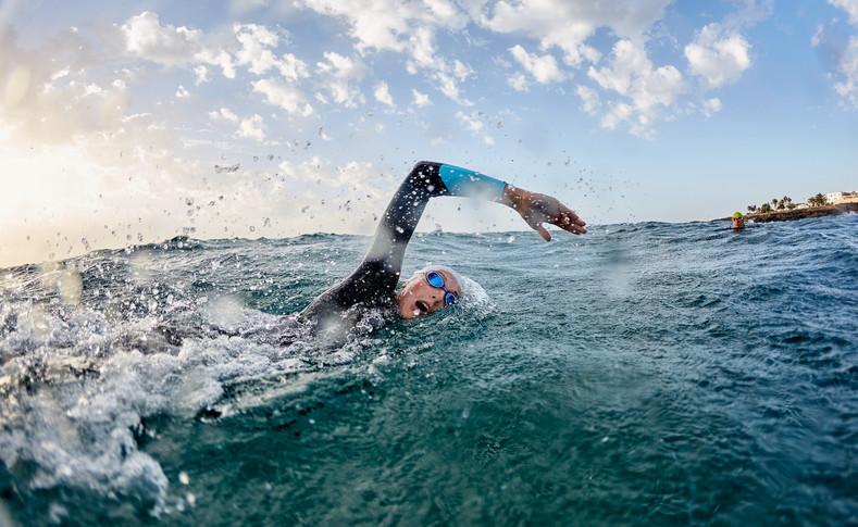 LOMO Triathlon Race Belt