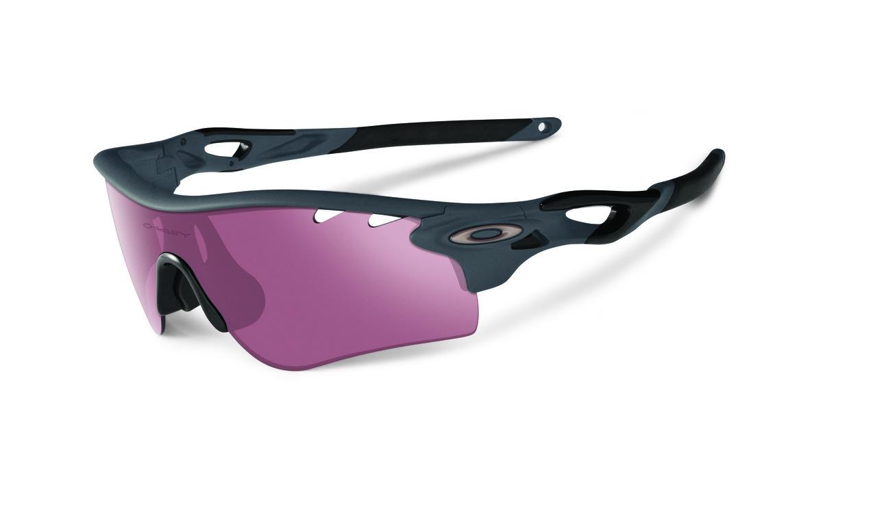 0a61a55a76 MyTriathlon - Oakley Sports Performance Sunglasses - Radarlock Path - Matte  Heather Grey Frame - G30 Iridium   Grey Vented Lens - OO9181-04