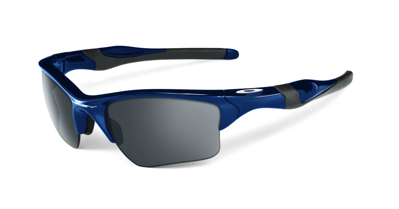 38040f205f MyTriathlon - Oakley Sports Performance Half Jacket 2.0 XL Sunglasses -  Polished Navy Frame - Black Iridium Lens OO9154-24