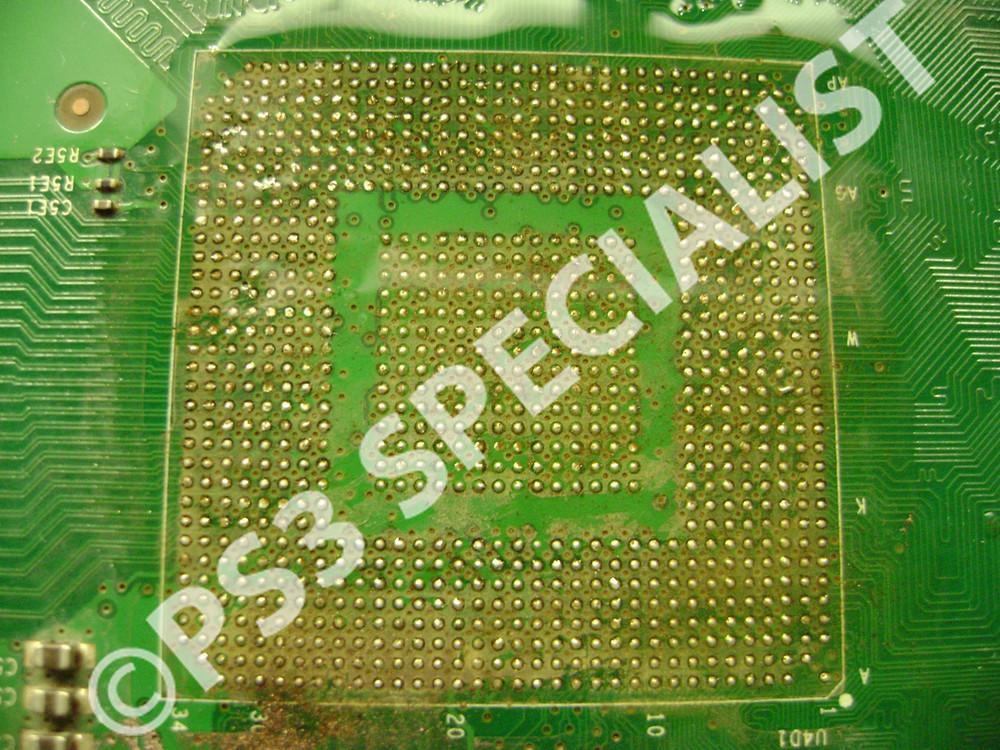 Xbox360 Reballing repair service ( phat consoles )