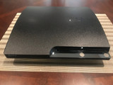 PlayStation 3 Slim , 320GB hard drive, 40nm console, one year warranty