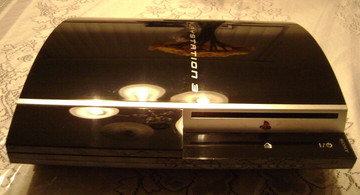 PlayStation3 console 40GB CECHG01 ( LEADED SOLDER) 3.55 Firmware