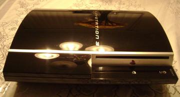 PlayStation3 console 40GB CECHG01 ( LEADED SOLDER)