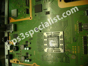 PS4 PlayStation 4  HDMI PORT REPLACEMENT SERVICE, COMPUTERIZED FACTORY QUALITY MACHINE SOLDERING