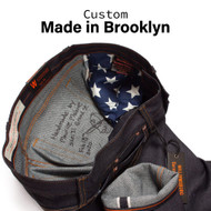 Let's talk custom made jeans