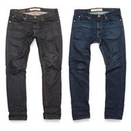 Raw Denim Jeans Fading & Natural Aging Researched