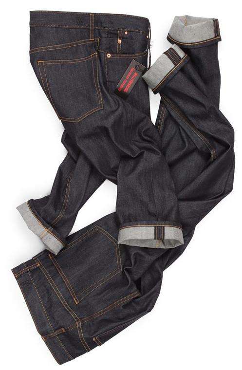 Make any jean into jean shorts