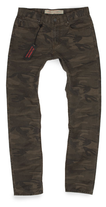 Williamsburg camouflage jeans