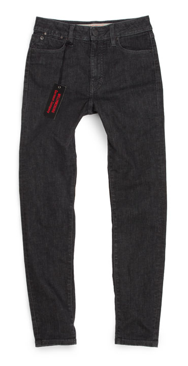 Women's Union Ave high waisted skinny jeans