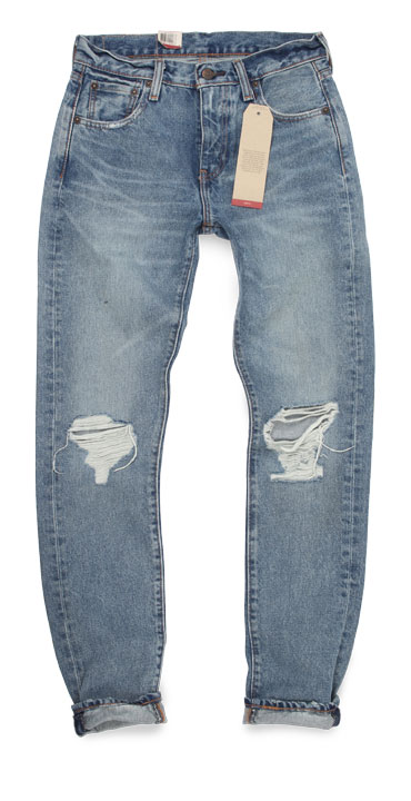 Women's Levi's 505c jeans vintage slim high waisted fit