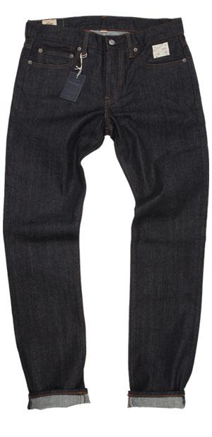 J. Crew 484 raw denim slim fit jeans